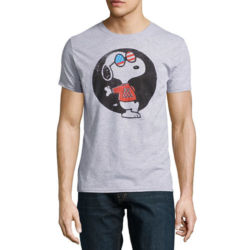 Click to shop Peanuts Shirts at JCPenny's and support our site.