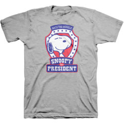 Click to shop Peanuts Shirts at The Lighter Side and support our site.