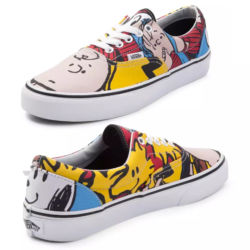 Vans X Peanuts Collection